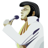 Datamain's logo is Elvis!